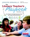 Product The Literacy Teacher's Playbook, Grades 3-6: Four Steps for Turning Assessment Data into Goal-Directed Instruction