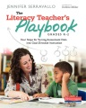 Product The Literacy Teacher's Playbook, Grades K-2: Four Steps for Turning Assessment Data into Goal-Directed Instruction