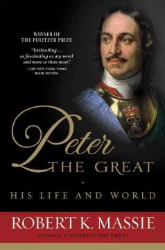Product Peter the Great: His Life and World