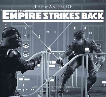 Product The Making of The Empire Strikes Back: Star Wars The Definitive Story