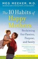 Product The 10 Habits of Happy Mothers