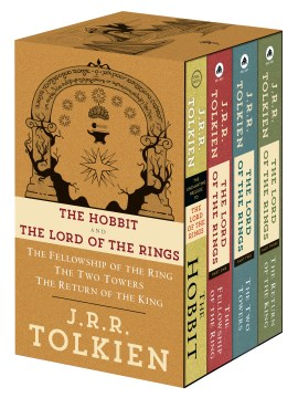 Product The Hobbit / The Lord of the Rings: The Hobbit / The Fellowship of the Ring / The Two Towers / The Return of the King
