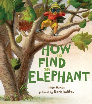 Product How to Find an Elephant