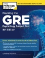 Product Cracking the GRE Psychology Subject Test