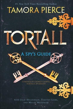 Product Tortall: A Spy's Guide