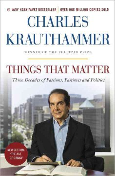 Product Things That Matter: Three Decades of Passions, Pastimes, and Politics