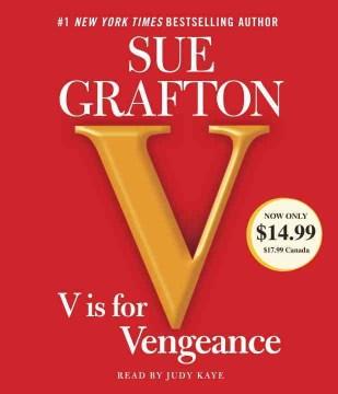 Product V Is for Vengeance