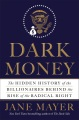 Product Dark Money