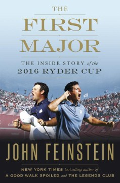 Product The First Major: The Inside Story of the 2016 Ryder Cup