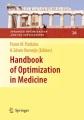 Product Handbook of Optimization in Medicine