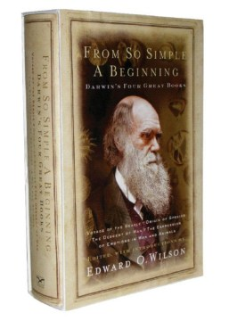 Product From So Simple A Beginning: The Four Great Books Of Charles Darwin