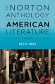 Product The Norton Anthology of American Literature 1820-1