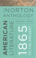 Product The Norton Anthology of American Literature