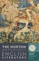 Product The Norton Anthology of English Literature: The Major Authors