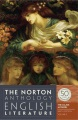 Product The Norton Anthology of English Literature, the Major Authors
