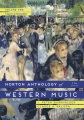Product The Norton Anthology of Western Music: Classic to Romantic