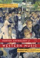 Product Norton Anthology of Western Music: The Twentieth Century and After