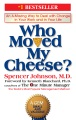 Product Who Moved My Cheese?