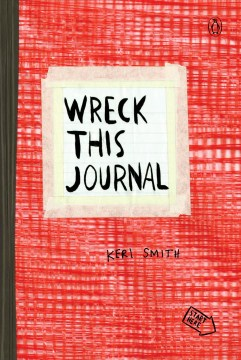 Product Wreck This Journal: To Create Is to Destroy