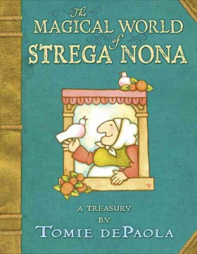 Product The Magical World of Strega Nona: A Treasury