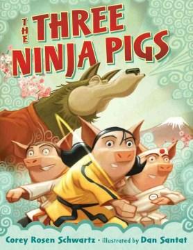 Product The Three Ninja Pigs