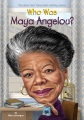 Product Who Was Maya Angelou?