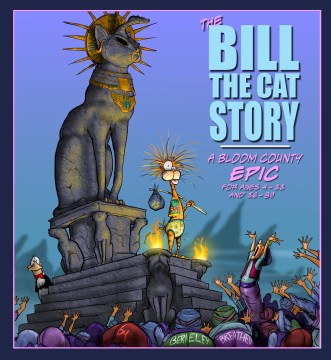 Product The Bill the Cat Story: A Bloom County Epic
