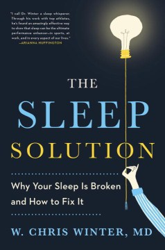 Product The Sleep Solution: Why Your Sleep Is Broken and How to Fix It