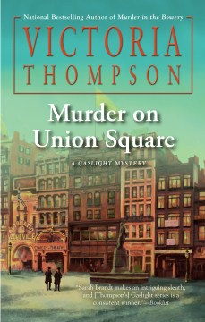 Product Murder on Union Square