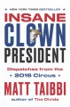 Product Insane Clown President