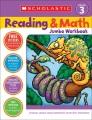 Product Scholastic Reading & Math Jumbo Workbook Grade 3