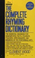 Product The Complete Rhyming Dictionary