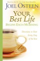Product Your Best Life: Begins Each Morning: Devotions to Start Every New Day of the Year