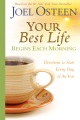 Product Your Best Life Begins Each Morning: Devotions to Start Every New Day of the Year