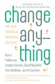 Product Change Anything: The New Science of Personal Success
