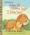 Product How Do Lions Say I Love You?