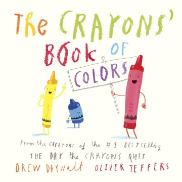 Product The Crayons' Book of Colors