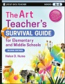 Product The Art Teacher's Survival Guide for Elementary an