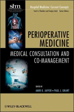 Product Perioperative Medicine: Medical Consultation and Co-Management