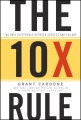 Product The 10X Rule