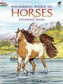 Product Wonderful World of Horses Coloring Book