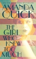 Product The Girl Who Knew Too Much