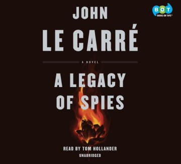 Product A Legacy of Spies: Library Edition