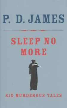Product Sleep No More: Six Murderous Tales