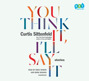 Product You Think It, I'll Say It: Stories