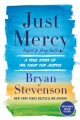 Product Just Mercy: A True Story of the Fight for Justice: Adapted for Young Adults