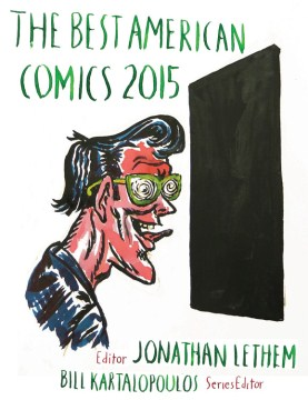 Product The Best American Comics 2015