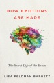 Product How Emotions Are Made: The Secret Life of the Brain
