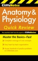 Product Cliffsnotes Anatomy & Physiology Quick Review