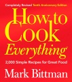 Product How to Cook Everything 10th Anniversary Edition